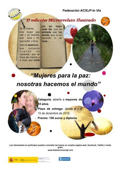 II Edición Microrrelato ilustrado 01.12 al 20.12.2019