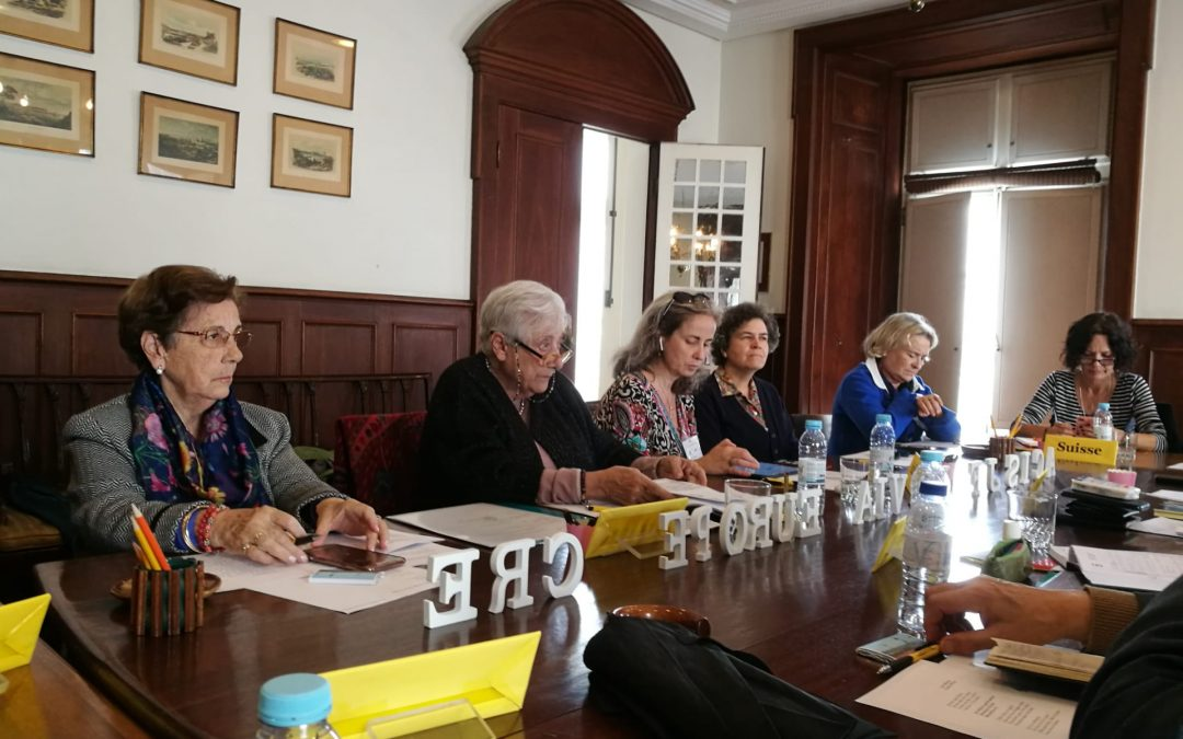 Lisboa ha acogido el Consejo Regional Europe de ACISJF-IN VIA