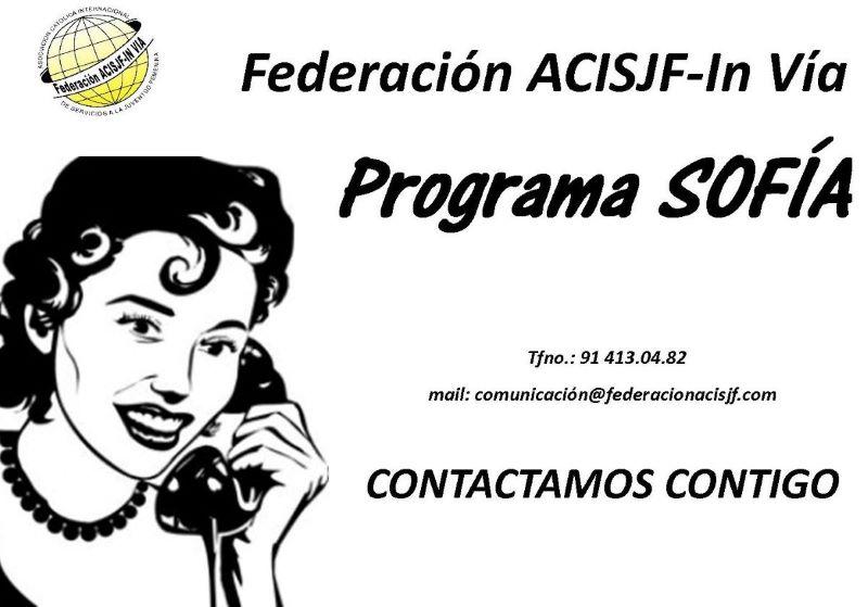 Proyecto SOFÍA – 07/04/2020