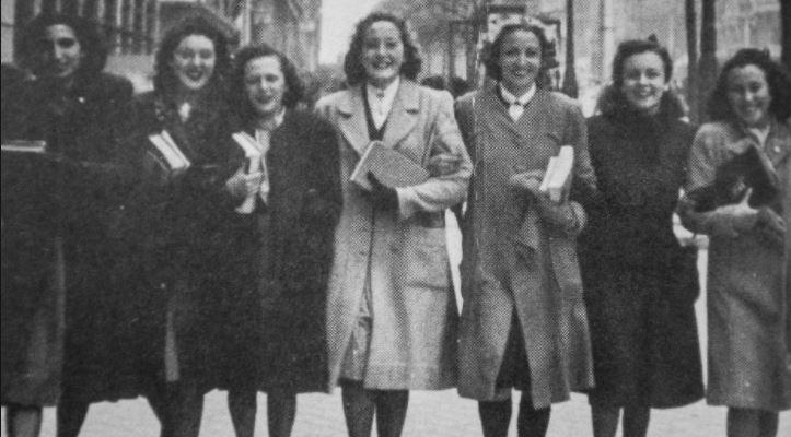 Mary Salas, pionera en la lucha por la Igualdad